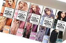 L'Oreal Paris Colorista Wash Out Dirty Pink Hair Pastel 1 week colour 80ml