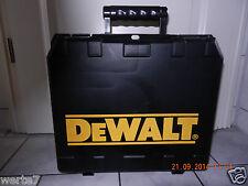 DeWalt Werkzeugkoffer für DCD925L2 Akkuschrauber mit Handbuch,ungebraucht / NEU