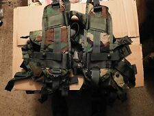 Woodland Camouflage 40 MM Grenadier Carrier Vest