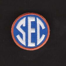 FLORIDA GATORS  SEC COLLEGE NCAA JERSEY PATCH 100% EMBRODIRED NEW 2012