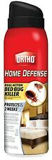 NEW Ortho Bed Bug Killer Aerosol Spray, 18-Ounce Kills BedBugs, Fleas, Dust