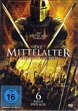 Die Mittelalter Mega Collection - Die Ritter sind zurück! - 6 Filme auf 2 DVD´s