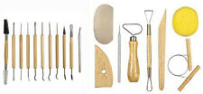 Pottery and Sculpting Tools Set 19 Piece (ar11& ar18)