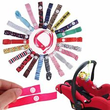 Toy Saver Sippy Cup Baby Bottle Strap Holder For Stroller/High Chair/Car Seat CN