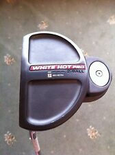 "Main gauche odyssey white hot pro 2 ball putter/34""/poids pack inclus"