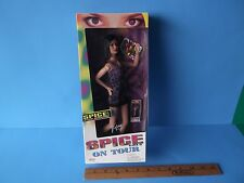 "Spice Girls on Tour Victoria Adams 10""in Figure Nickname Posh Spice 1998 Galoob"