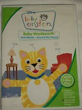 DVD Baby Einstein DVD Baby Einstein Baby Wordsworth First Words Around the House