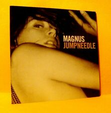 Cardsleeve Single CD MAGNUS Jumpneedle 2TR 2004 synth pop Tom Barman Deus