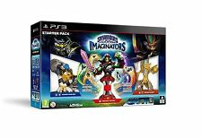 SKYLANDERS IMAGINATORS STARTER PACK per PS3 Playstation 3 NUOVO ITALIANO