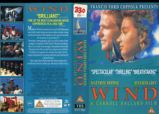 Wind, Matthew Modine Used Video Sleeve/Cover #16252