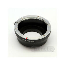 Bague d'Adaptation Canon EOS/EF vers Olympus Micro 4/3 Boitier