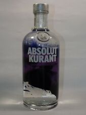 Absolut Vodka Kurant 700 ml  40% New Design - Neu & Versieglt