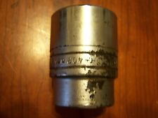"Snap-on 1-1/4"" Socket 3/4"" Dr LDH402"