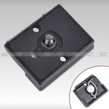 New Camera Tripod Quick Release Plate for Manfrotto 200PL-14 484RC2 486RC2