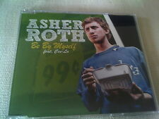 ASHER ROTH - BE BY MYSELF - 3 TRACK PROMO CD SINGLE