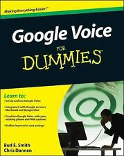 Google Voice For Dummies (For Dummies (ComputerTech))