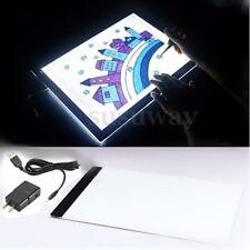1Set A4 LED Artist Design Tracing Photo Drawing Tattoo Light Box Pad Table Lamp