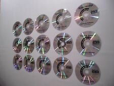15 AKAI format sample CDs + + studioline + + nicebeats for Professional use + +
