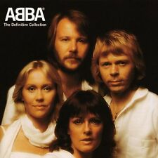 Definitive Collection - Abba (2001, CD NEUF) Remastered/Incl. Bonus Tracks2 DI