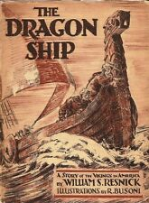 William Resnick, Rafaello Buson, DRAGON SHIP: A STORY OF THE VIKINGS IN AMERICA