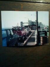 WASHINGTON STATE FERRIES  M V ILLAHEE 03/1978  EDMOND WASHINGTON
