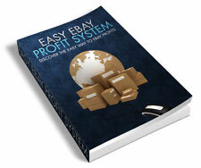 Easy Ebay Profit System pdf ebook resale rights free shipping