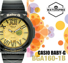 Casio Baby-G Ladies Neon Dial Watch BGA160-1B
