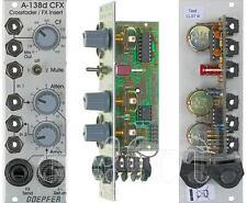 Doepfer A-138d Crossfader / FX Insert : Eurorack : NEW : [DETROIT MODULAR]