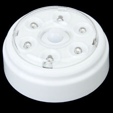 6-LED Auto Infrared PIR Wireless Motion Sensor Light Lamp Detector Path Corridor