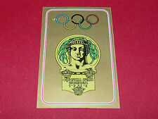 N°47 STOCKHOLM 1912 PANINI OLYMPIA 1896 - 1972 JEUX OLYMPIQUES OLYMPIC GAMES