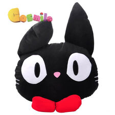 Kiki's Delivery Service Jiji Black Cat Neko Plush Doll Toy Custom-made Gift Sa