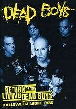 Dead Boys: Return of the Living Dead Boys - Halloween N (2013, REGION 0 DVD New)
