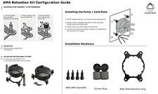 Asetek Liquid Cooler AMD AM4 Retention Ring Kit