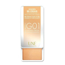 UNE natural beauty GOLDEN BB CREAM G01 BB-CREAM SOLEIL DORÉ SEMI-TRANSPARENTE
