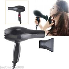 Professional Hair Blow Dryer 1800 W Black Heat Blower Dryer Beauty Salon 220~240