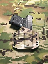 Multicam Kydex Glock 26/27 Holster