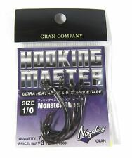 Varivas Hooking Master Worm Hook Monster Class Size 3/0 (0695)