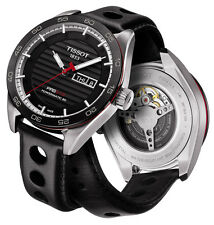 TISSOT PRS 516 POWERMATIC 80 AUTOMATIC WATCH T1004301605100 T100.430.16.051.00