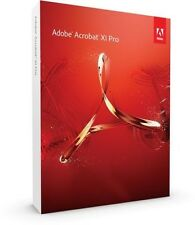 Adobe Acrobat XI Pro (11) Full English Version 32bit / 64 Bit for Windows