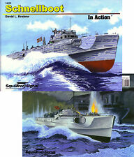 Schnellboot In Action 14035 (David L. Krakow 2013 Squadron/Signal Publications)