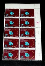 U.N. 1980, GENEVA, #91, DECADE FOR WOMEN, MNH,INSC. BLK/10, NICE! LQQK!