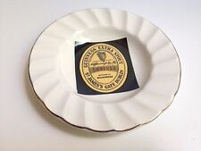 Vintage Ceramic GUINNESS Stout Beer Ashtray / Pin Dish, Made in Ireland