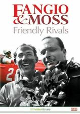 Fangio & Moss - Friendly Rivals (New DVD) Juan Manuel Stirling 5017559112004
