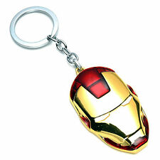 Superhero Ironman Face Mask Metal Keychain best Collectible and Gifting Item