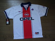 PSG Paris Saint Germain 100% Original Jersey Shirt L 1997/98 Away Still BNWT NEW