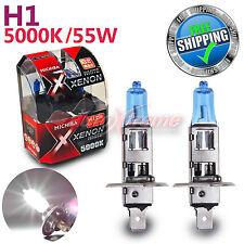 MICHIBA H1 12V 55W 5000K XENON LOOK Leuchte Lampen Glühbirnen Weiß Abblendlicht