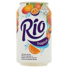 Rio Tropical 24x330ml Cans