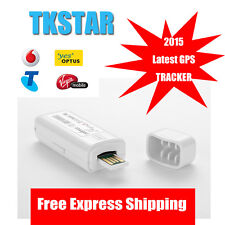 CLEARANCE SALE-Genuine TKSTAR Slim GPS Tracking Magnetic Vehicle Tracker Car