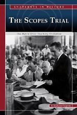 The Scopes Trial: The Battle over Teaching Evolution (Snapshots in His-ExLibrary