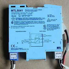 MTL5041 Repeater Power Supply 4/20mA 2 wire transmitters intrinsically safe USED